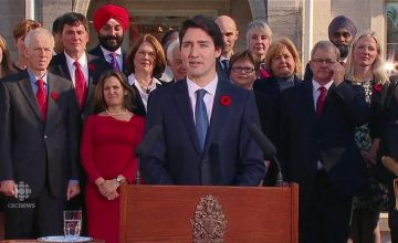 Trudeau could show the UK a thing or two about how to include women in politics