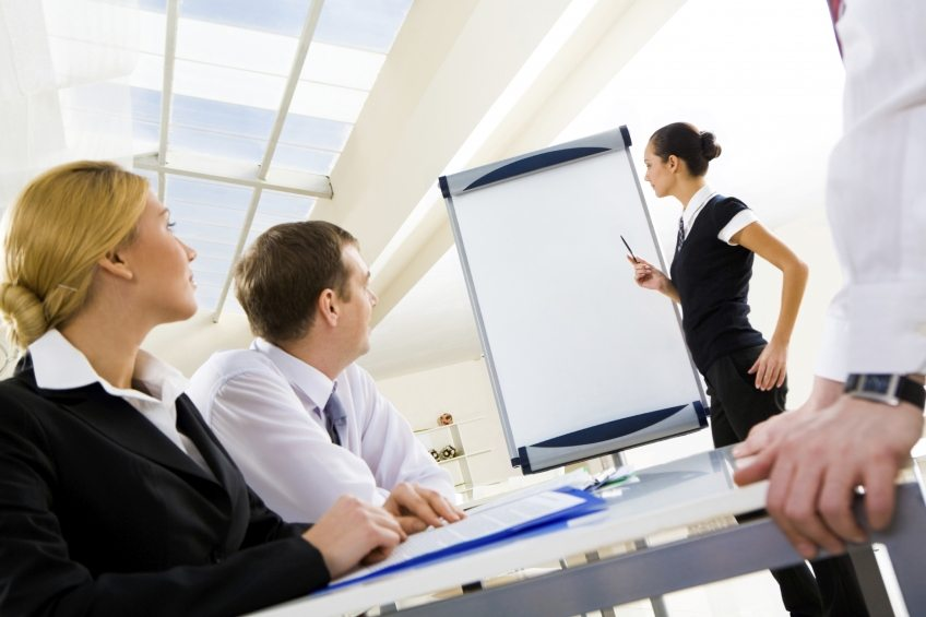 Training courses can grow your business