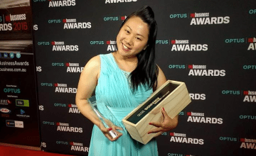 Optus Businesswoman of the Year Stella Hui: the 4 biggest lessons I've learned