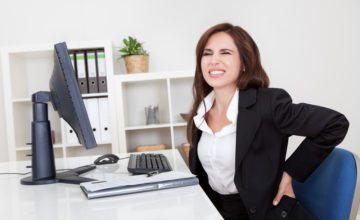Guard your staff – and bottom line – against office back pain