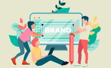 branding design corporate logo